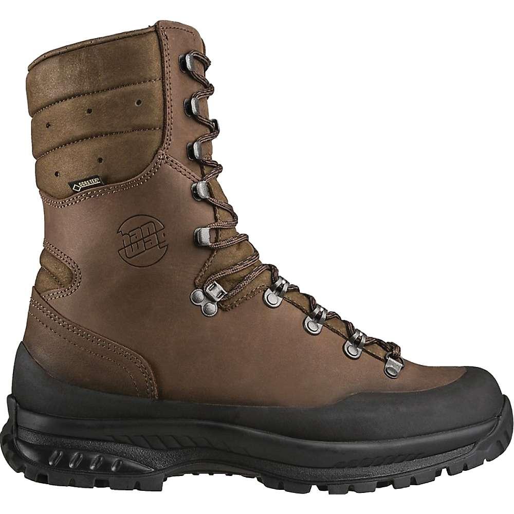 ハンワグ メンズ ハイキング・登山 シューズ・靴【Hanwag Brenner Wide GTX Boot】Brown