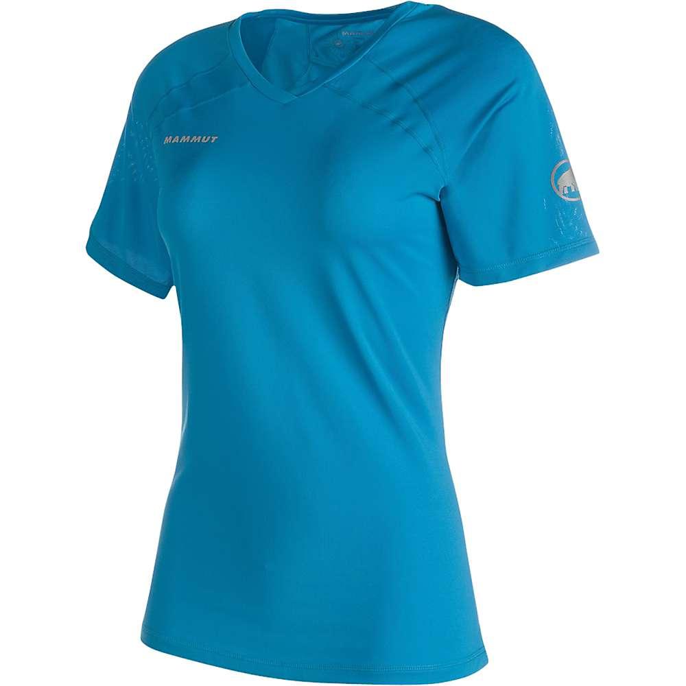 マムート レディース ハイキング・登山 トップス【Mammut MTR 71 T Shirt】Atlantic