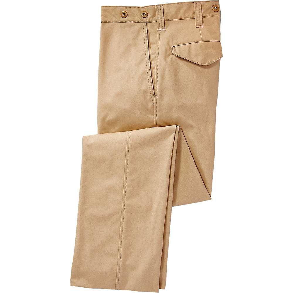 フィルソン メンズ ハイキング・登山 ボトムス・パンツ【Filson Dry Shelter Cloth Pant】Camel