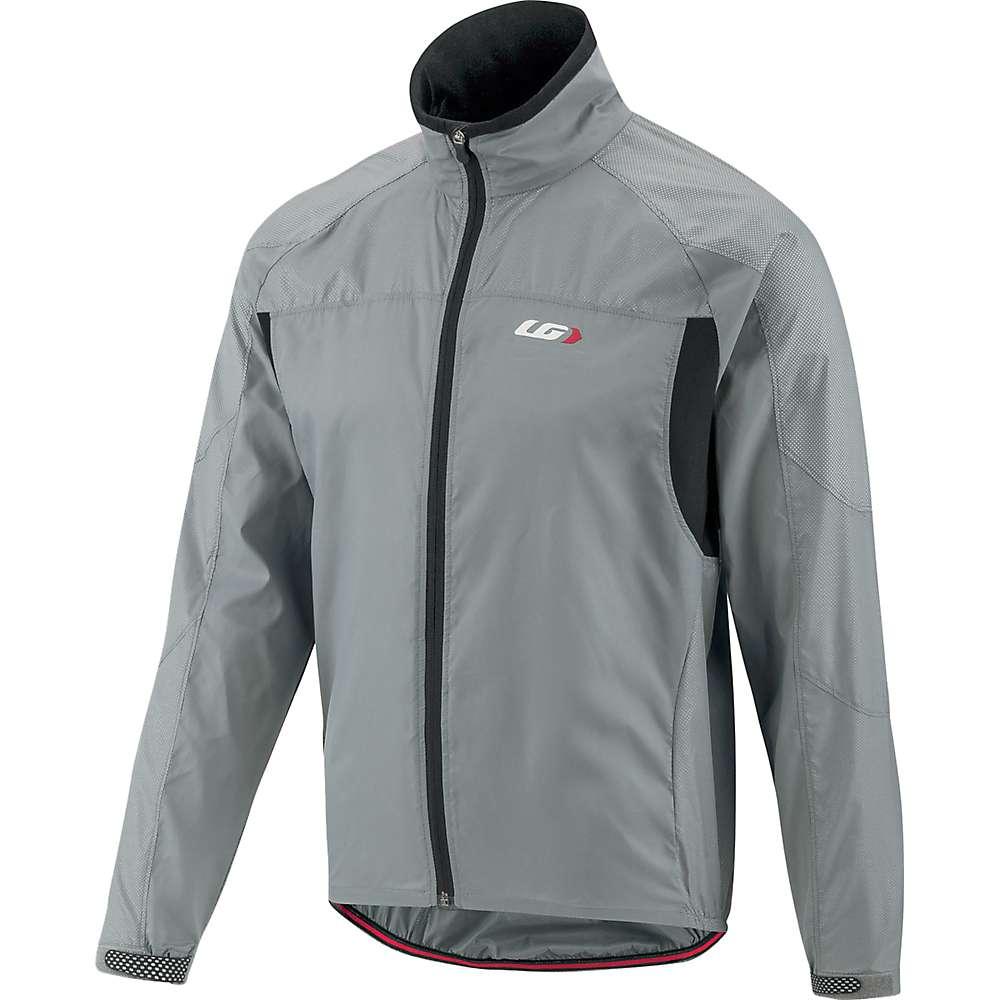 ルイスガーナー メンズ 自転車 アウター【Louis Garneau Blink RTR Jacket】Steel