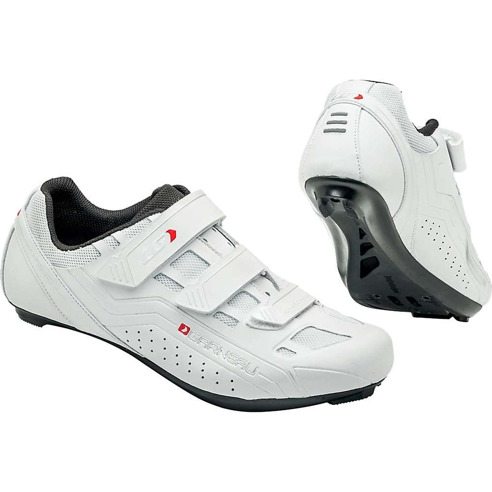 ルイスガーナー メンズ 自転車 シューズ・靴【Louis Garneau Chrome Shoe】White