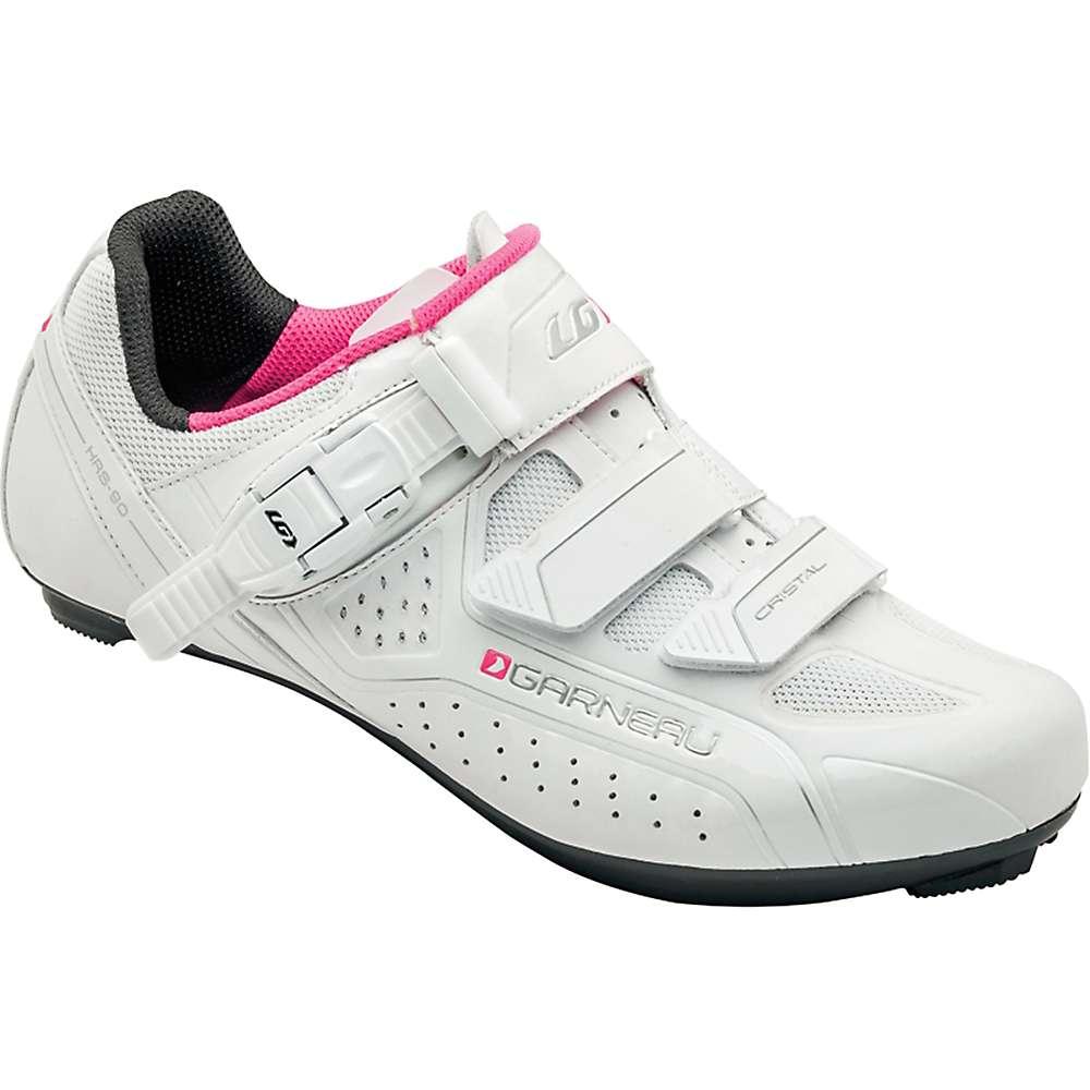 ルイスガーナー レディース 自転車 シューズ・靴【Louis Garneau Cristal Shoe】White