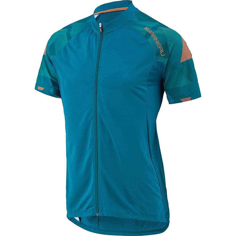 ルイスガーナー メンズ 自転車 トップス【Louis Garneau Maple Lane Jersey】Morrocan Blue