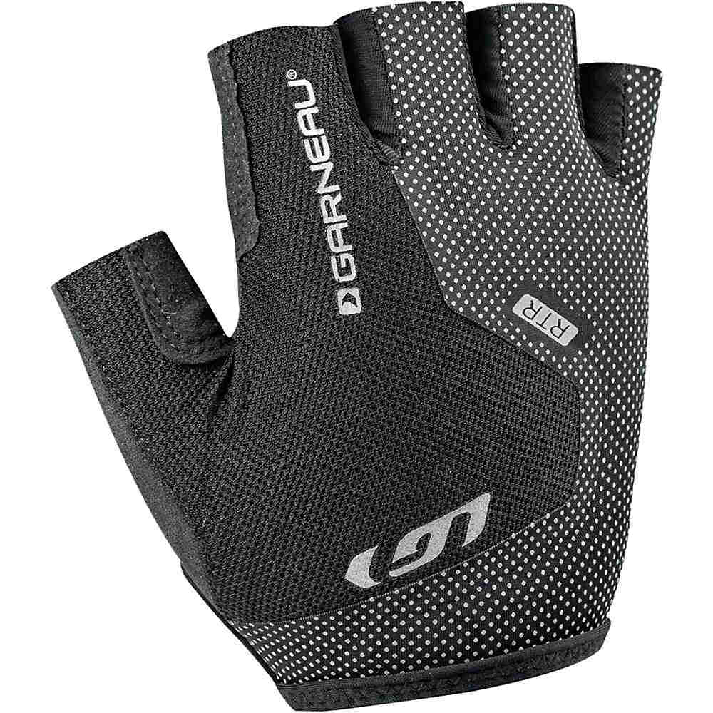ルイスガーナー レディース 自転車 グローブ【Louis Garneau Mondo Sprint Glove】Black / Grey