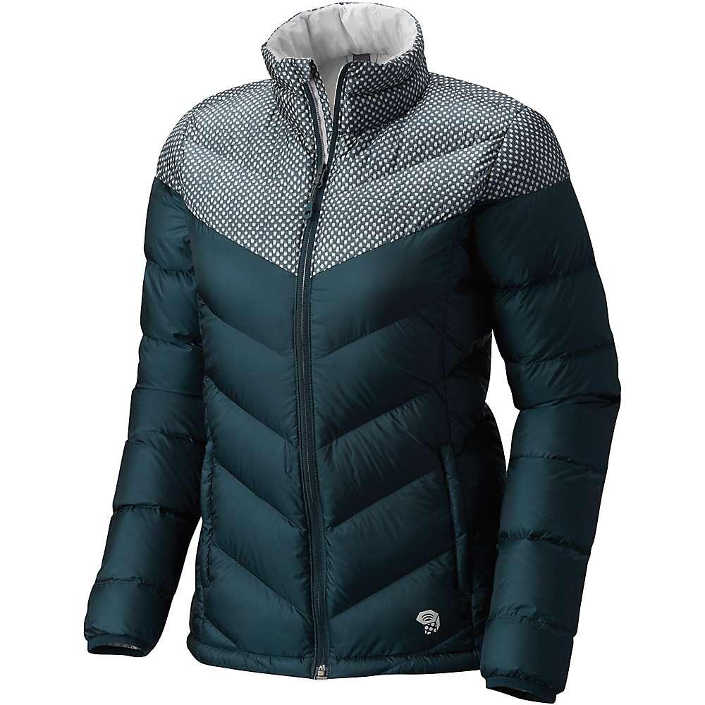 マウンテンハードウェア レディース スキー Blue Spruce・スノーボード/ アウター【Mountain Hardwear Ratio Down Jacket】Blue Spruce/ Blue Spruce Print, 京都 くろちく:32e6c80e --- jpworks.be