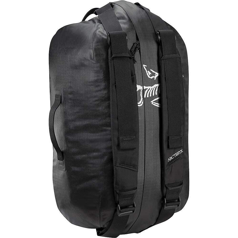 アークテリクス ユニセックス バッグ ボストンバッグ・ダッフルバッグ【Arcteryx Carrier Duffel 40L Bag】Black