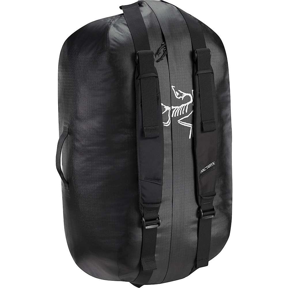 アークテリクス ユニセックス バッグ ボストンバッグ・ダッフルバッグ【Arcteryx Carrier Duffel 80L Bag】Black