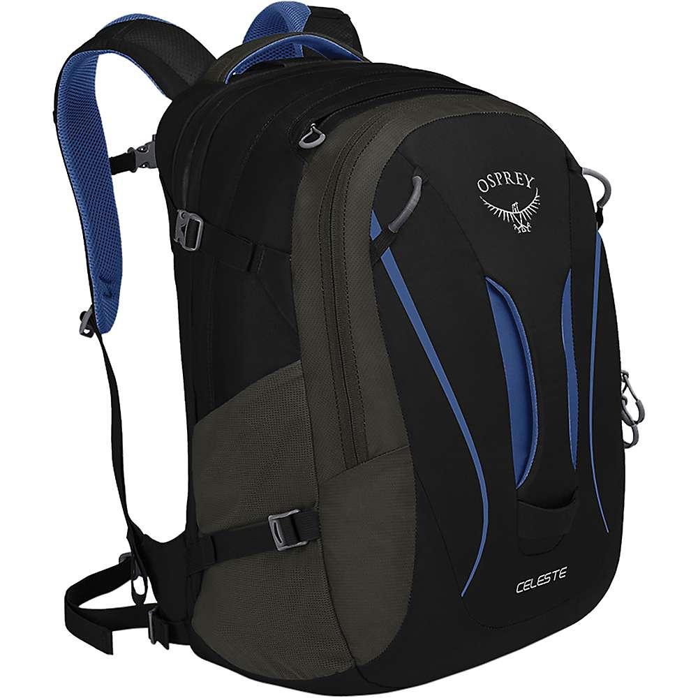 オスプレー レディース ハイキング・登山【Osprey Celeste Pack】Black Orchid