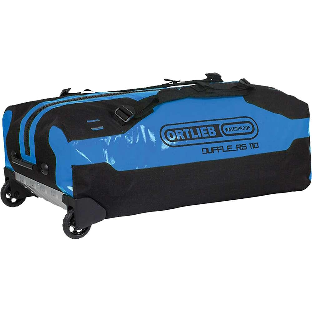 オートリービー ユニセックス バッグ【Ortlieb Duffle RS 110L Wheeled Luggage】Ocean Blue / Black