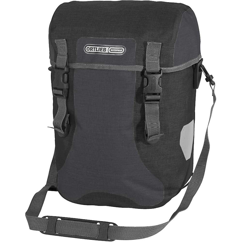 オートリービー ユニセックス 自転車【Ortlieb Sport Packer Plus Pannier Pair】Granite / Black