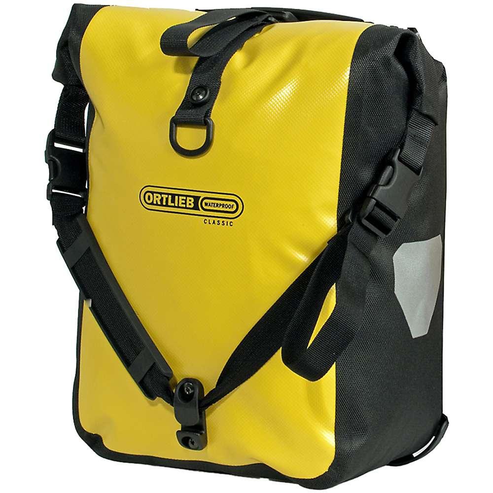オートリービー ユニセックス 自転車【Ortlieb Sport Roller Classic Pannier Pair】Yellow / Black