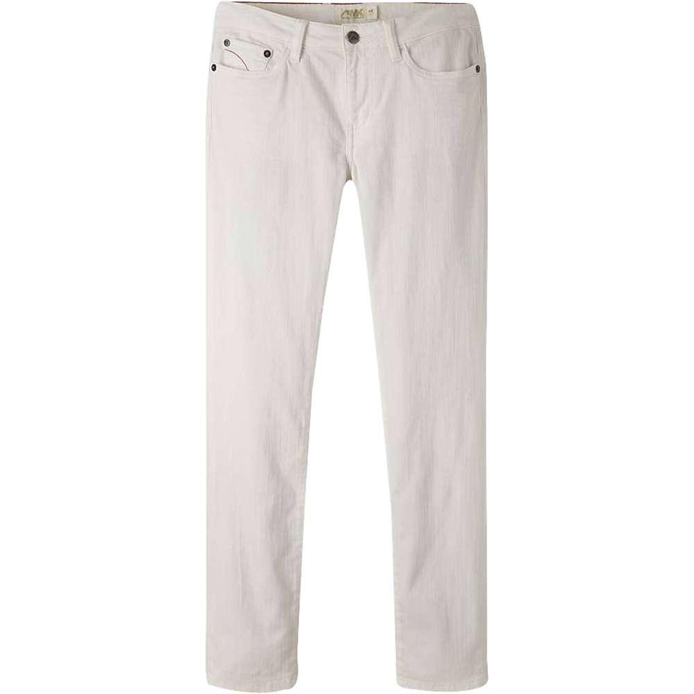 マウンテンカーキス レディース ハイキング・登山 ボトムス・パンツ【Mountain Khakis Genevieve Skinny Classic Fit Jean】Linen