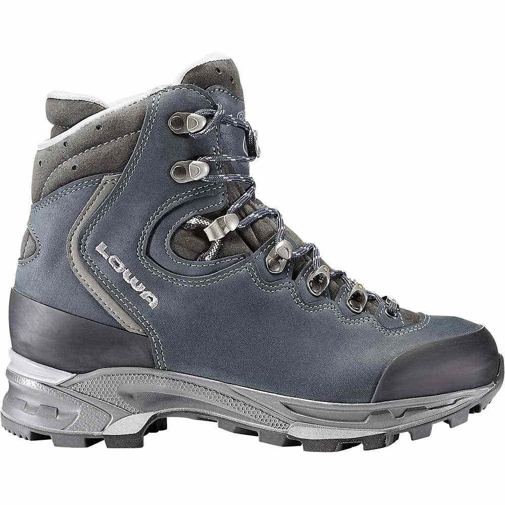 ローバー レディース ハイキング・登山 シューズ・靴【Lowa Mauria LL Flex Boot】Dark Blue/Gray
