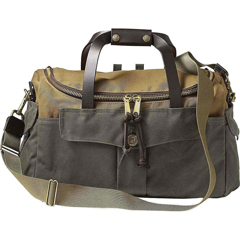 フィルソン ユニセックス バッグ【Filson Heritage Sportsman Bag】Tan / Otter Green S17