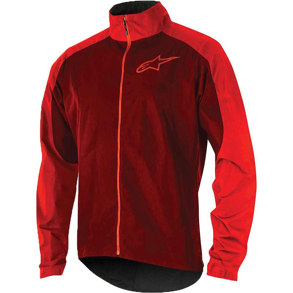 アルパインスターズ メンズ 自転車 アウター【Alpine Stars Descender 2 Jacket】Rio Red / Alpine Stars Red