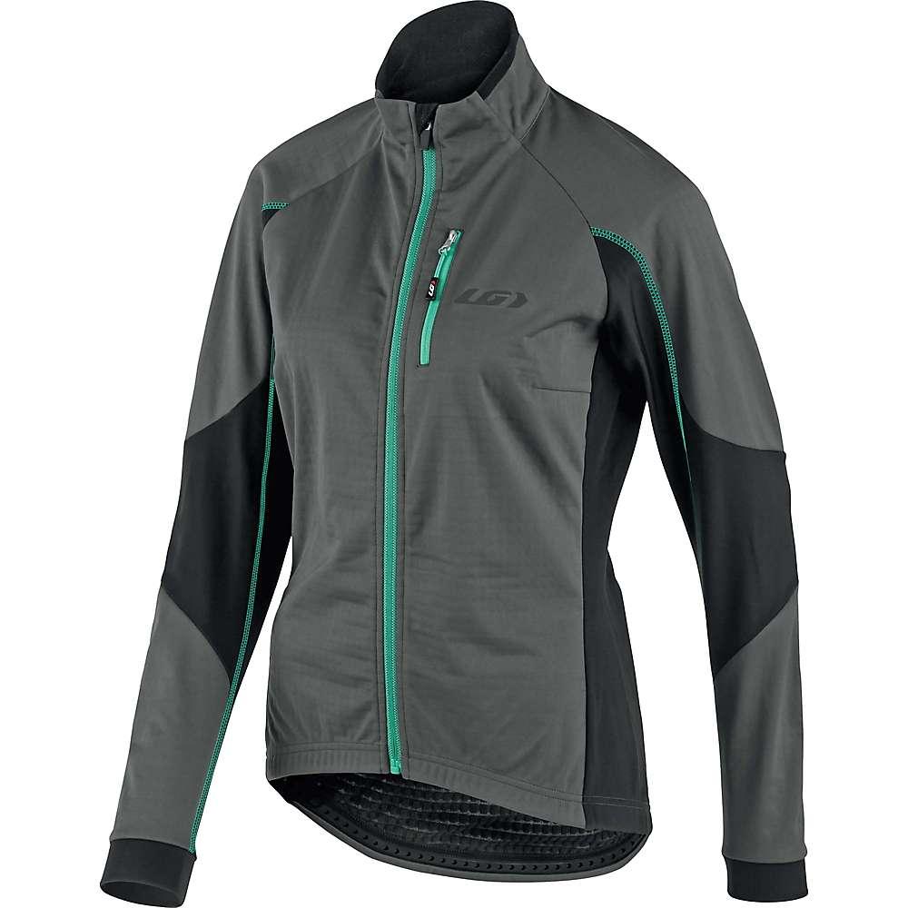 ルイスガーナー レディース 自転車 アウター【Louis Garneau LT Enerblock Jacket】GREY / GREEN
