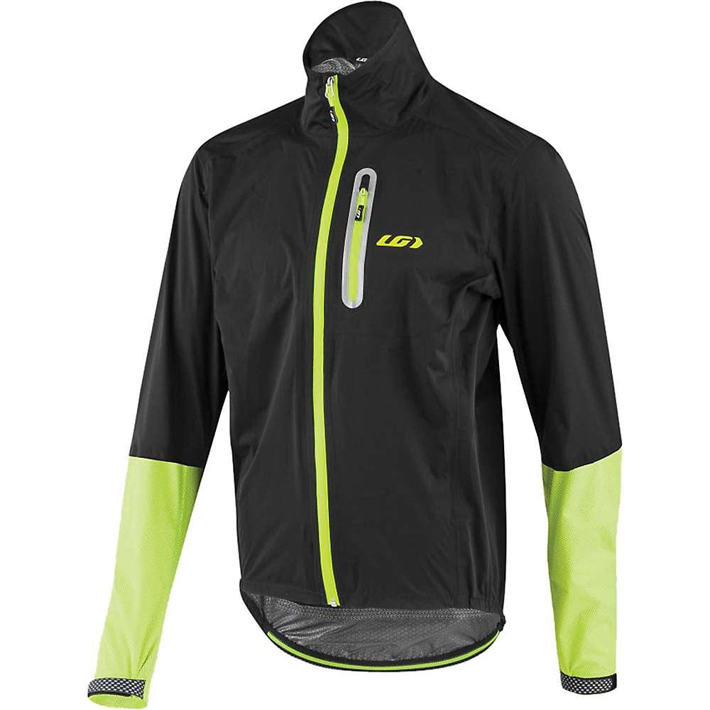 ルイスガーナー メンズ 自転車 アウター【Louis Garneau Torrent RTR Jacket】Black / Yellow