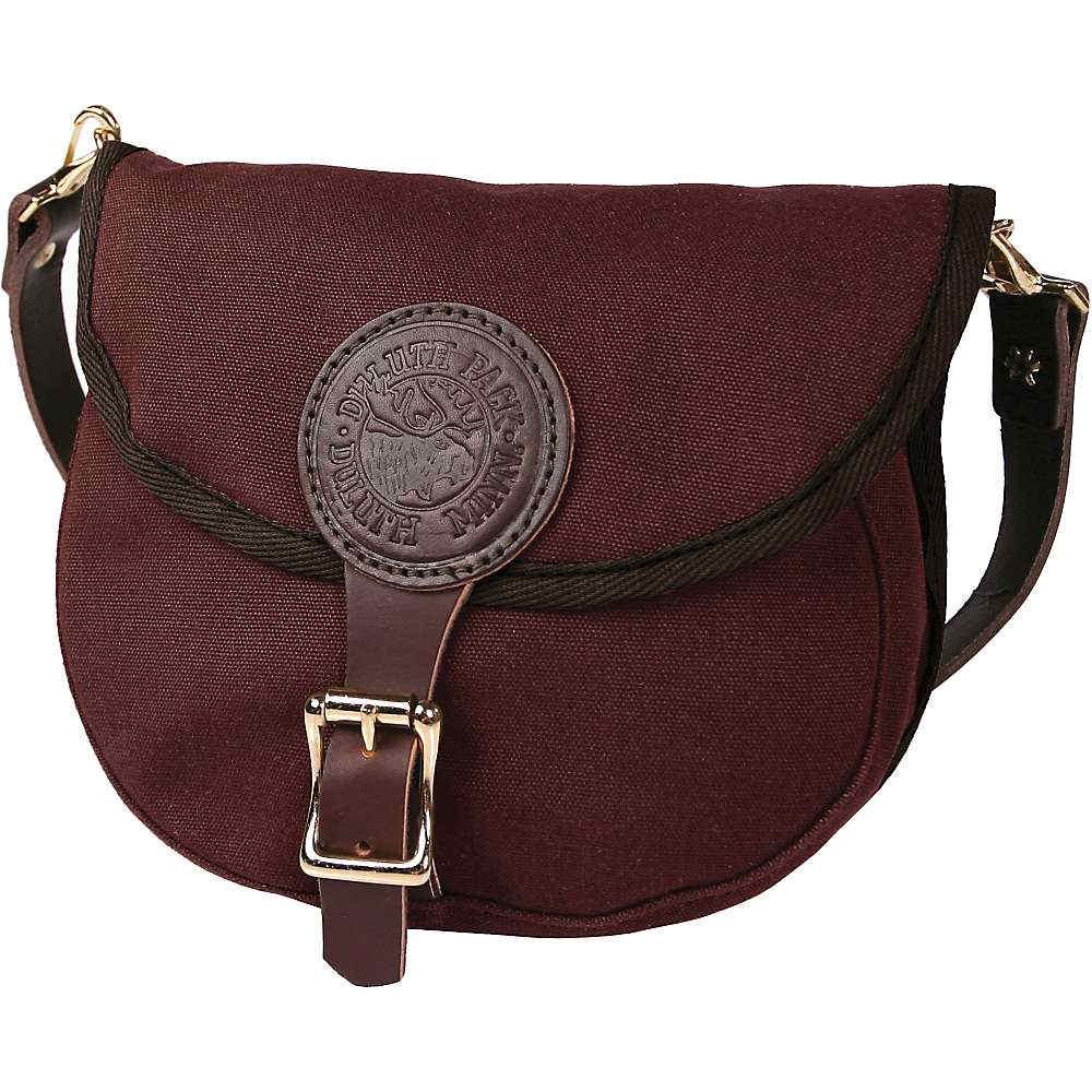 ダルースパック ユニセックス バッグ【Duluth Pack number50 Standard Shell Bag】Burgundy