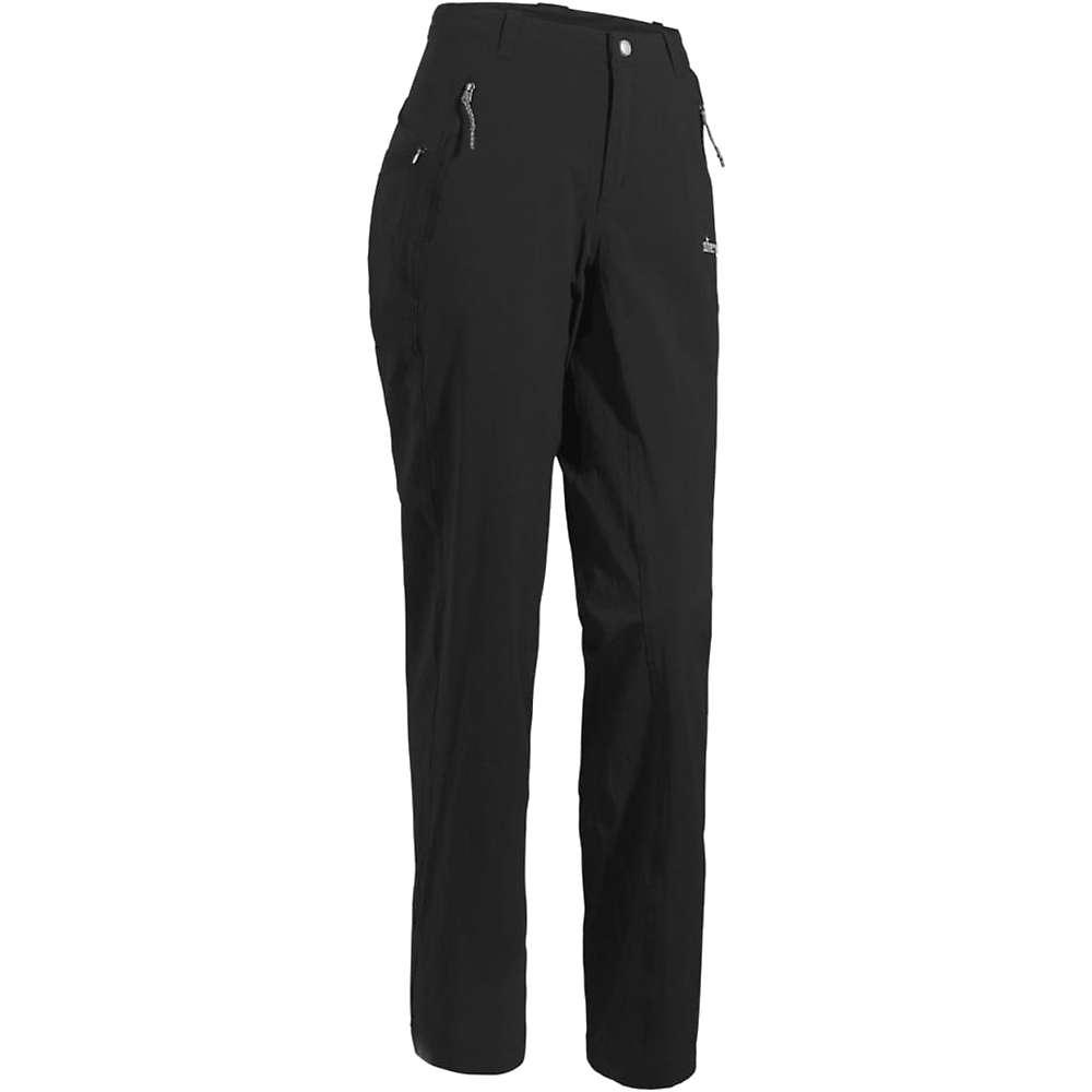 シェルパ レディース ハイキング・登山 ボトムス・パンツ【Sherpa Naulo Pant】Black