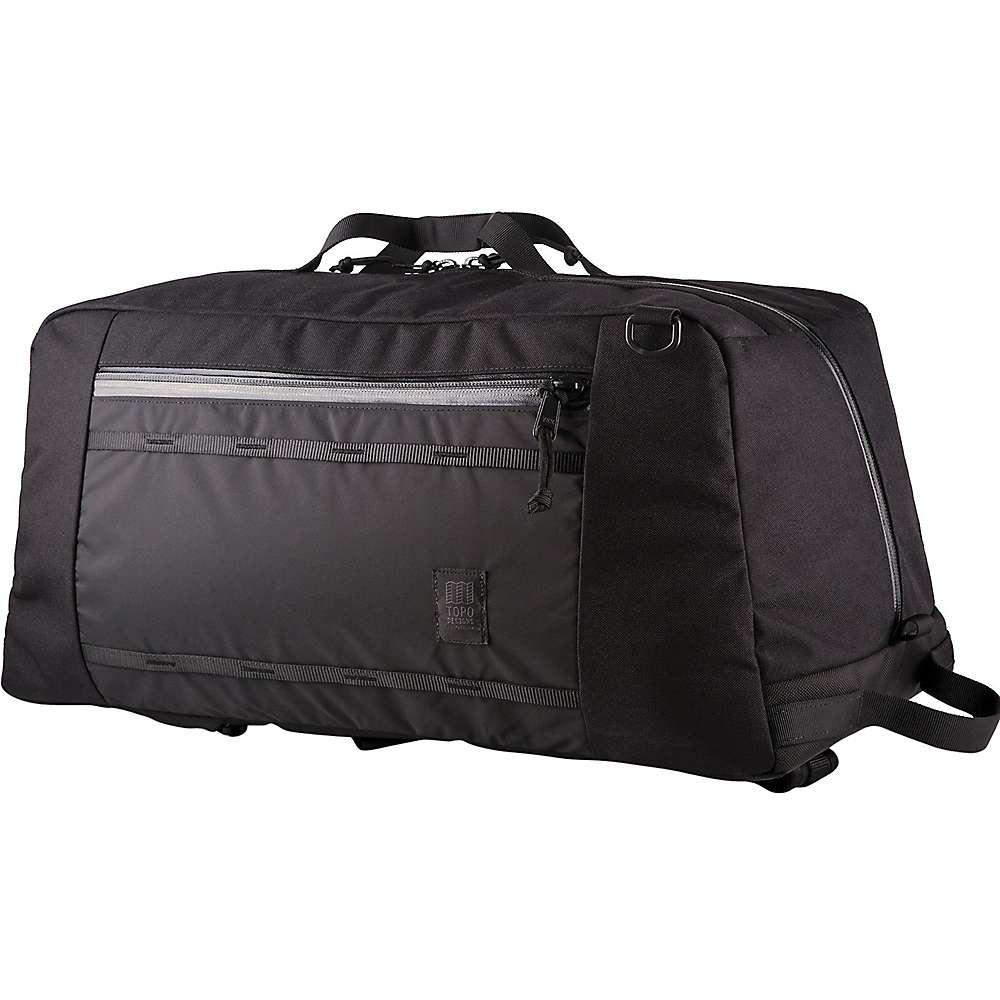 トポ デザイン ユニセックス バッグ ボストンバッグ・ダッフルバッグ【Topo Designs Mountain Duffel Bag】Black
