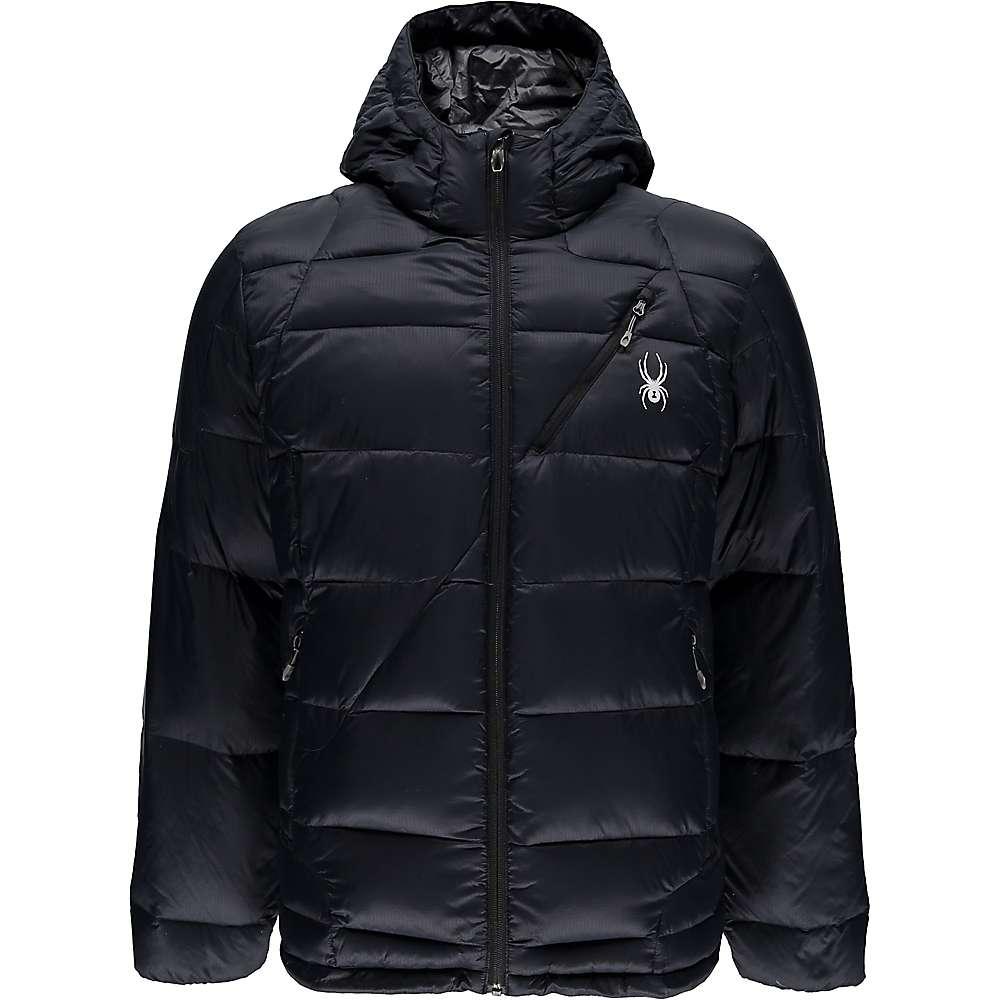 スパイダー メンズ スキー・スノーボード アウター【Spyder Bernese Jacket】Black / Black / Black 001