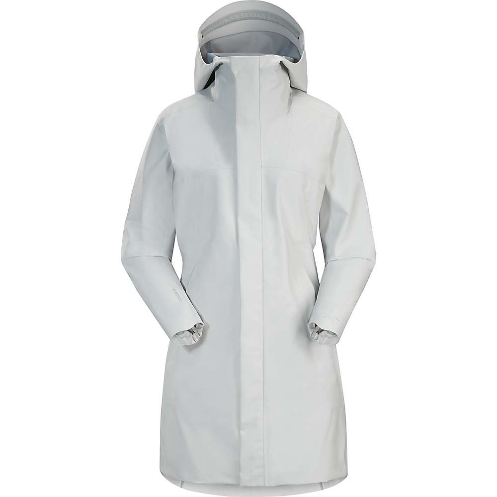 アークテリクス レディース アウター レインコート【Arcteryx Codetta Coat】Athena Grey