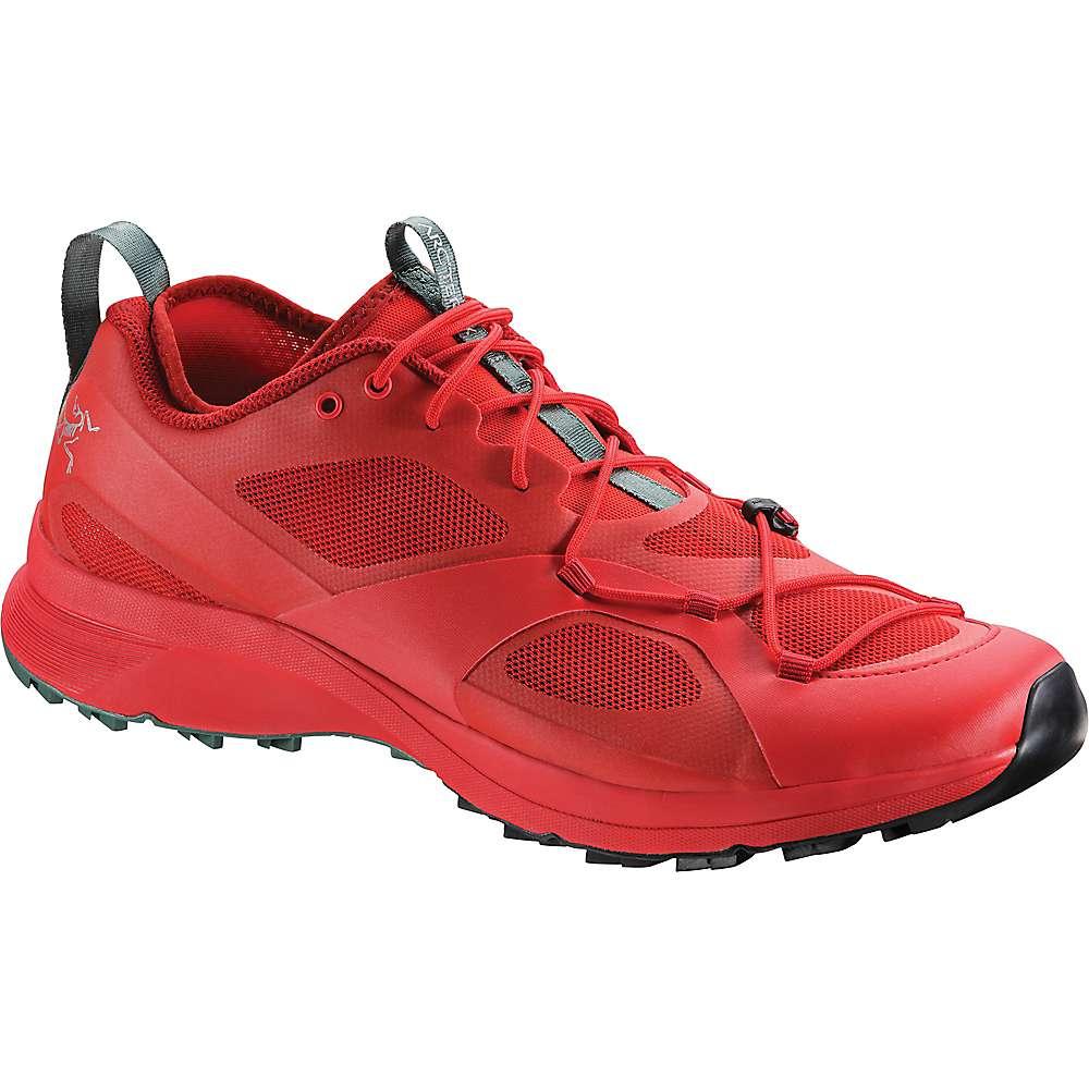 アークテリクス メンズ ランニング・ウォーキング シューズ・靴【Arcteryx Norvan VT Shoe】Matador / Balsam Green