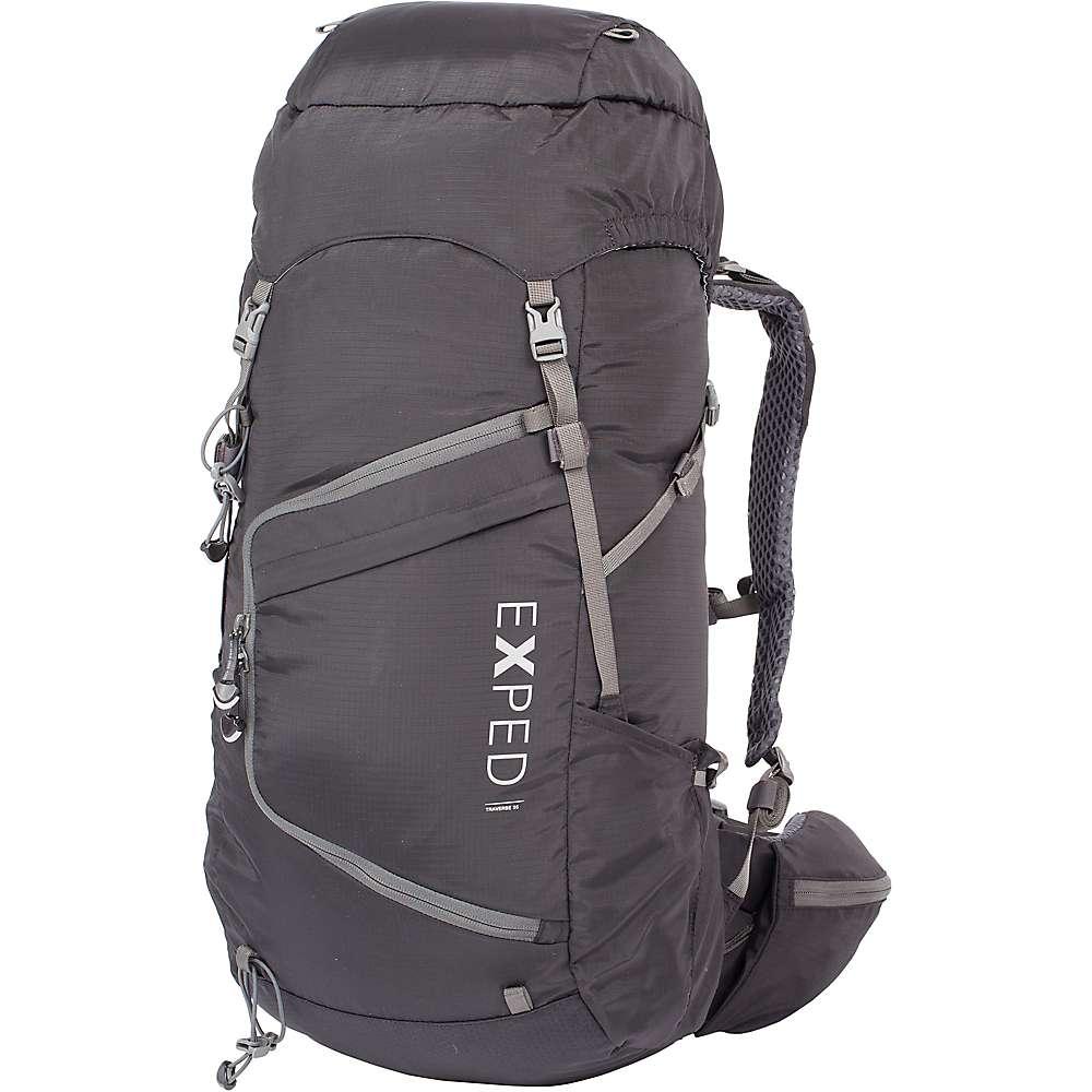 エクスペド メンズ ハイキング・登山【Exped Traverse 35 Pack】Black / Grey
