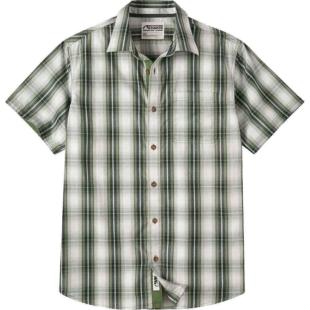 マウンテンカーキス メンズ ハイキング・登山 トップス【Mountain Khakis Cottonwood SS Shirt】Scout Multi