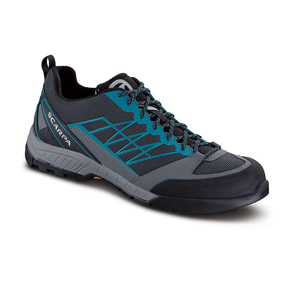 最新人気 スカルパ メンズ Grey ハイキング・登山 シューズ・靴【Scarpa/ Epic Epic Lite Shoe】Dark Grey/ Ocean, 生地のラバンシュ:0db26caf --- clftranspo.dominiotemporario.com