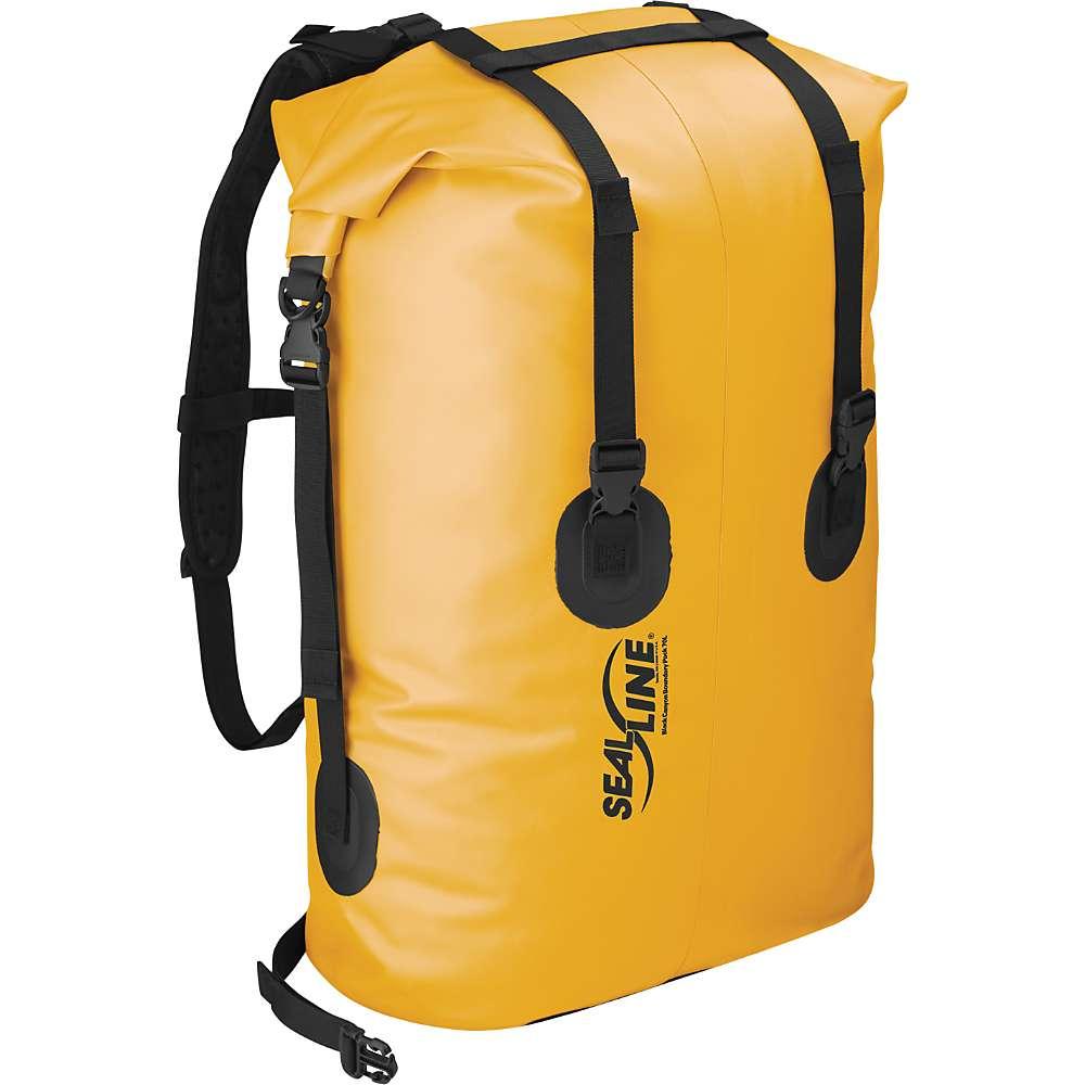 シーライン メンズ ハイキング・登山【SealLine Boundary Portage Pack】Yellow
