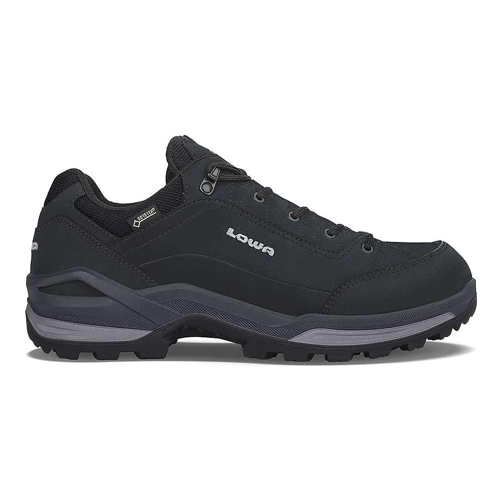 ローバー メンズ ハイキング・登山 シューズ・靴【Lowa Renegade GTX Lo Shoe】Black/Graphite