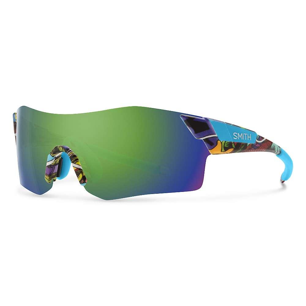 スミス ユニセックス スポーツサングラス【Smith PivLock Arena ChromaPop Sunglasses】BSF / Green
