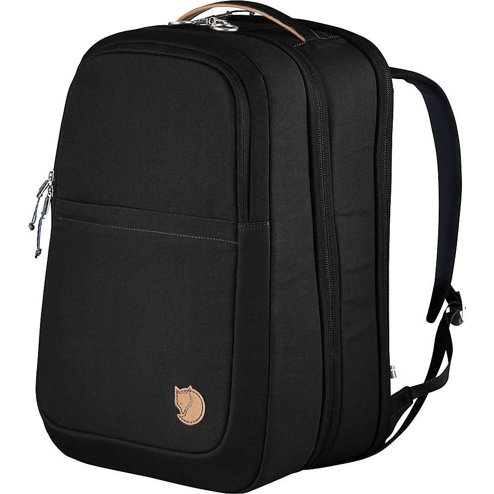 f319729fb687 フェールラーベン ユニセックス バッグ バックパック・リュック【Fjallraven Travel Pack】Black