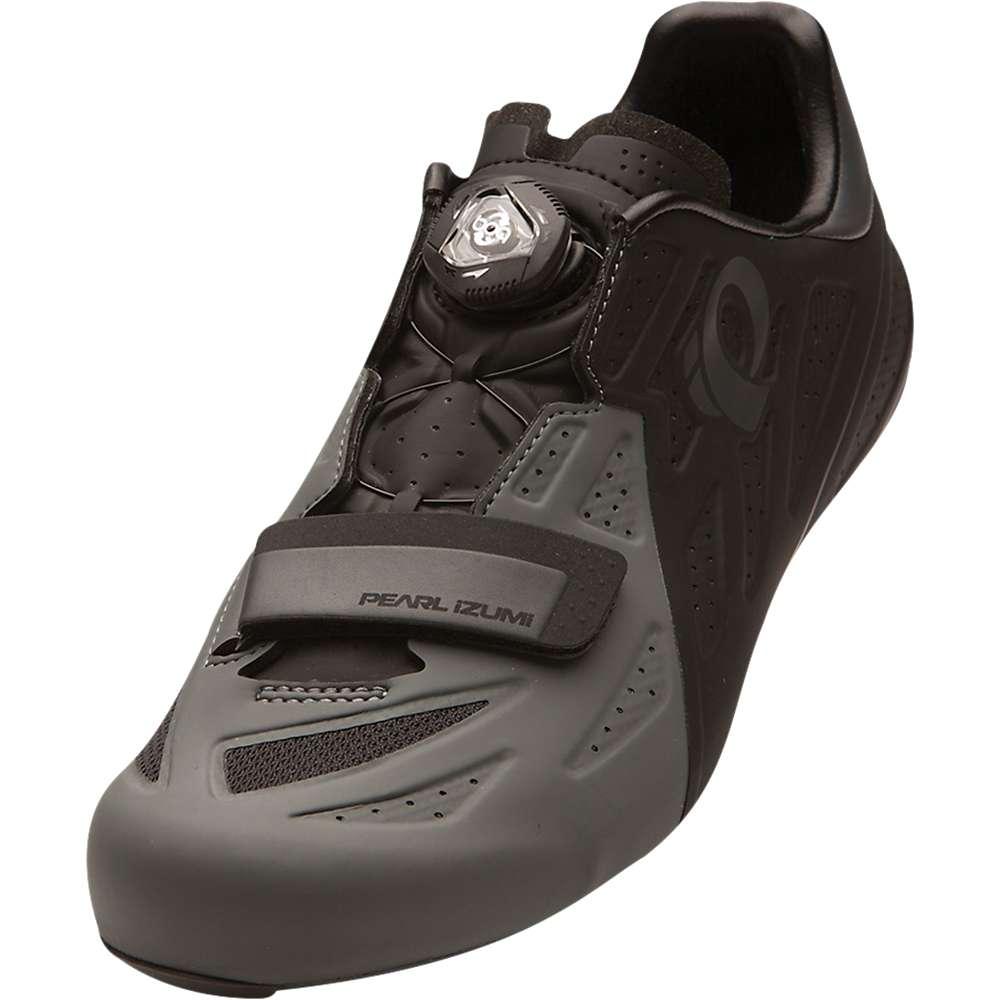 パールイズミ メンズ 自転車 シューズ・靴【Pearl Izumi ELITE Road v5 Shoe】Black / Shadow Grey