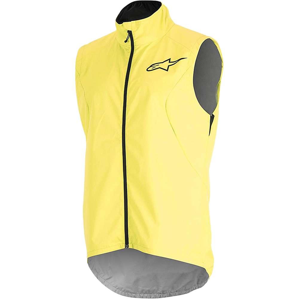 アルパインスターズ メンズ 自転車 トップス【Alpine Stars Descender 2 Vest】Acid Yellow / Black