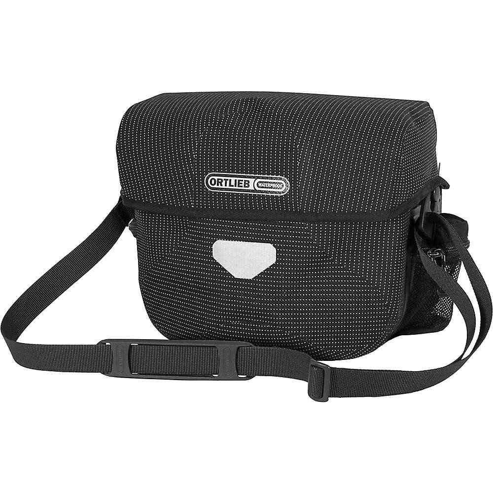 オートリービー ユニセックス 自転車【Ortlieb Ultimate6 High Visibility Handlebar Bag】Black Reflective