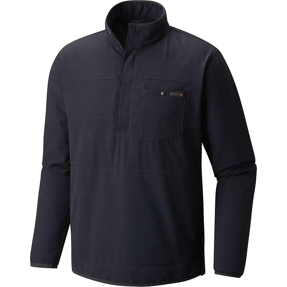 マウンテンハードウェア メンズ ハイキング・登山 アウター【Mountain Hardwear Right Bank Shirt Jack】Black