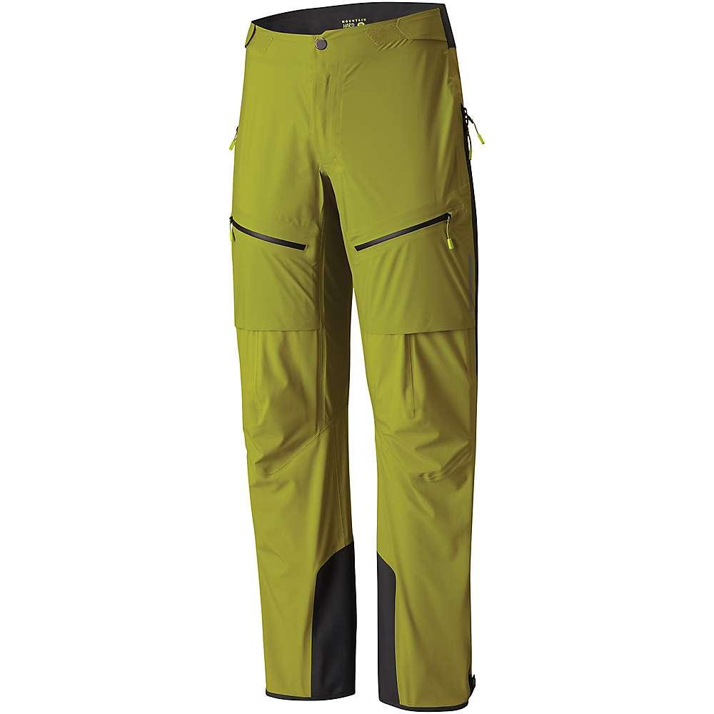 マウンテンハードウェア メンズ ハイキング・登山 ボトムス・パンツ【Mountain Hardwear Superforma Pant】Python Green