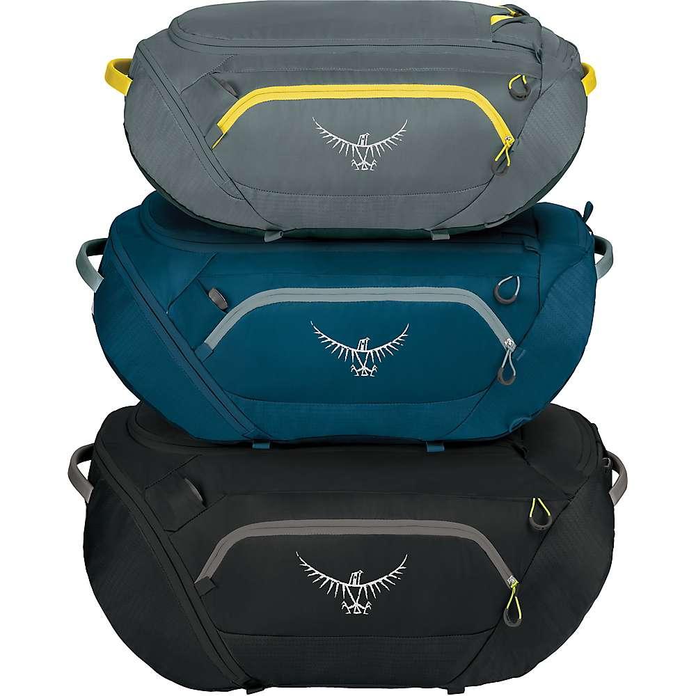 オスプレー メンズ バッグ ボストンバッグ・ダッフルバッグ【Osprey Blue Bigkit Duffel】Ice Duffel】Ice Bigkit Blue, フクエソン:27dd4c8b --- kutter.pl