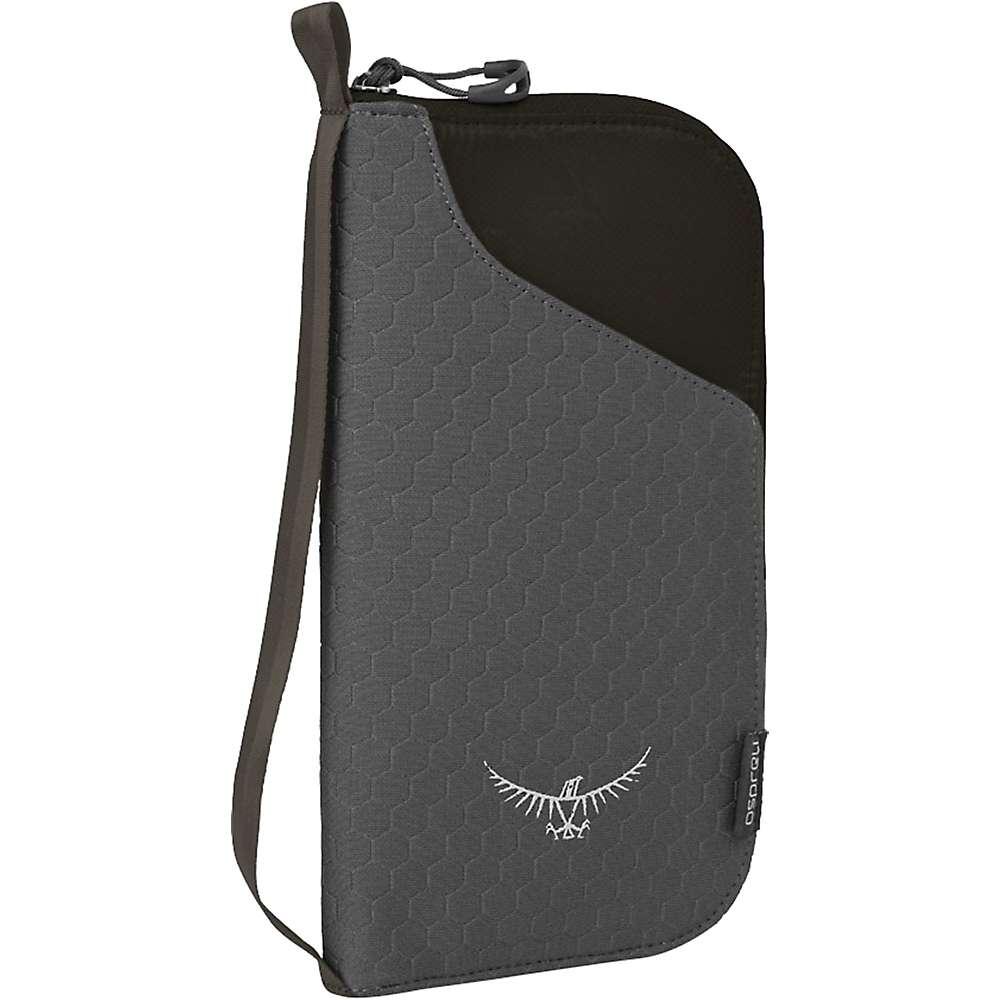 オスプレー ユニセックス ハイキング・登山【Osprey Document Zip Case】Black