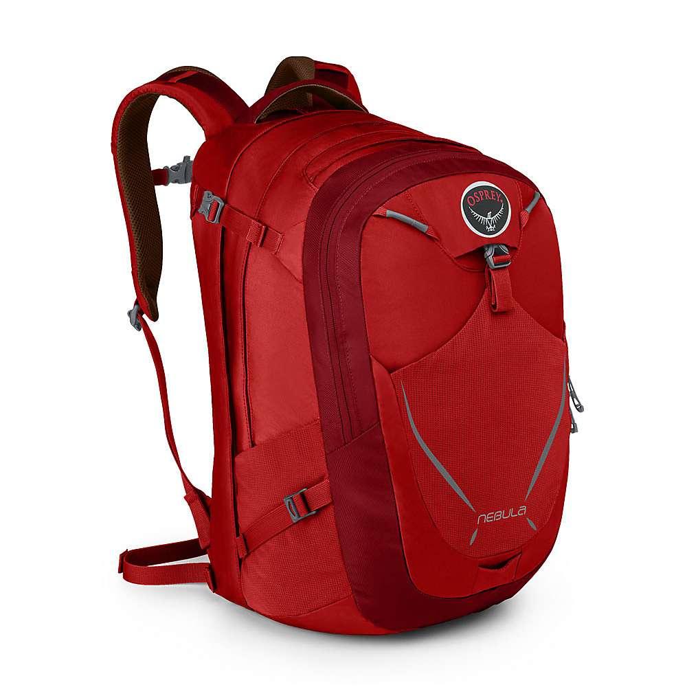 オスプレー メンズ ハイキング・登山【Osprey Nebula Pack】Robust Red