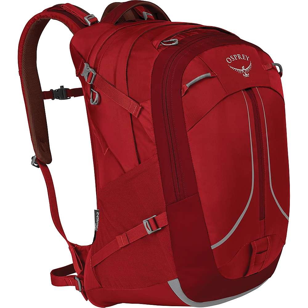オスプレー メンズ ハイキング・登山【Osprey Tropos Pack】Robust Red