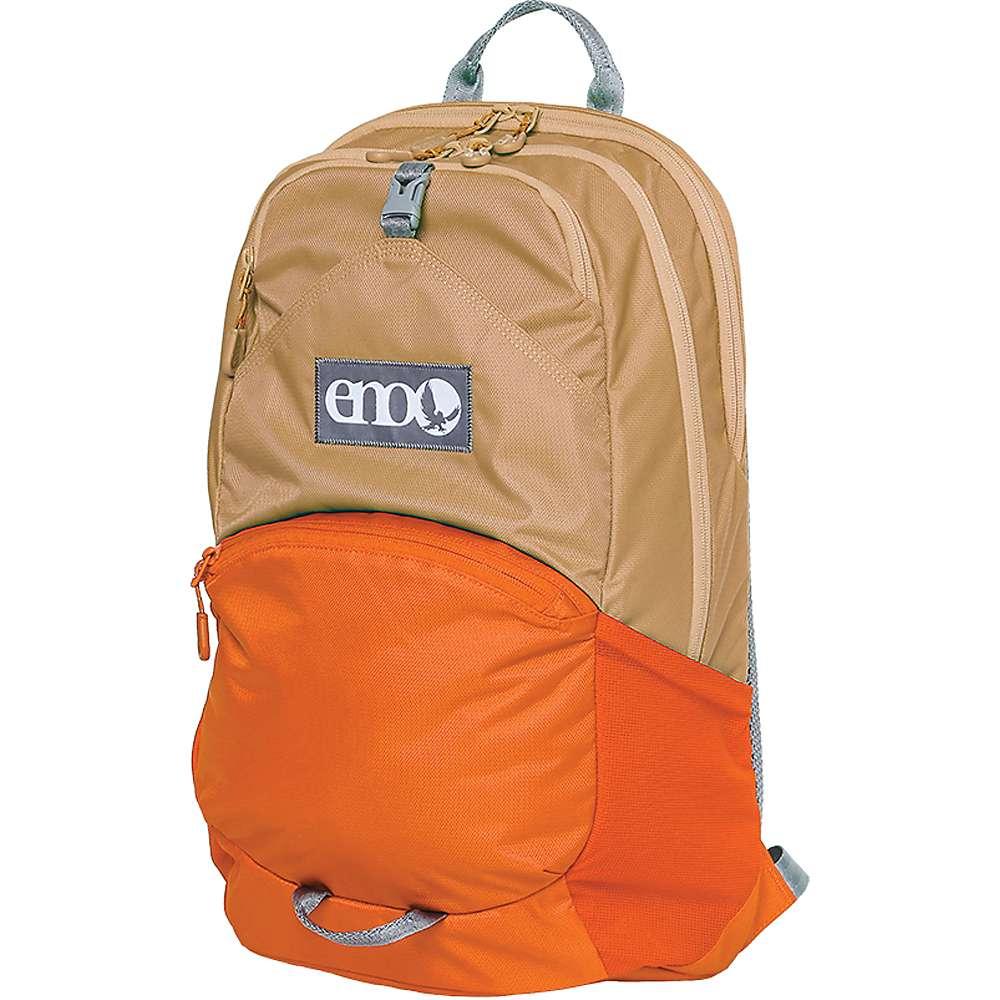 イーグルスネストアウトフィッターズ ユニセックス ハイキング・登山【Eagles Nest Manchester Backpack】Khaki / Orange