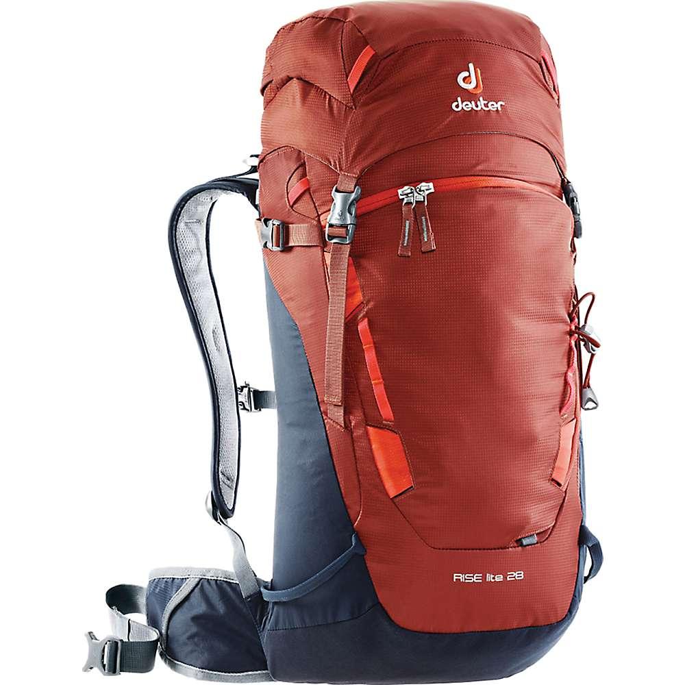 ドイター メンズ ハイキング・登山【Deuter Rise Lite 28 Backpack】Lava / Navy