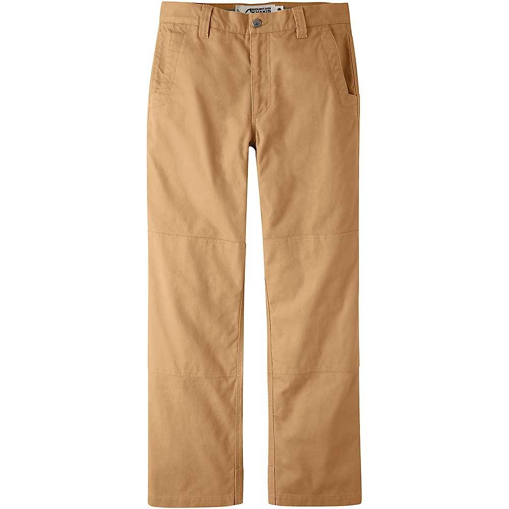 マウンテンカーキス メンズ ハイキング・登山 ボトムス・パンツ【Mountain Khakis Alpine Utility Slim Fit Pant】Ranch