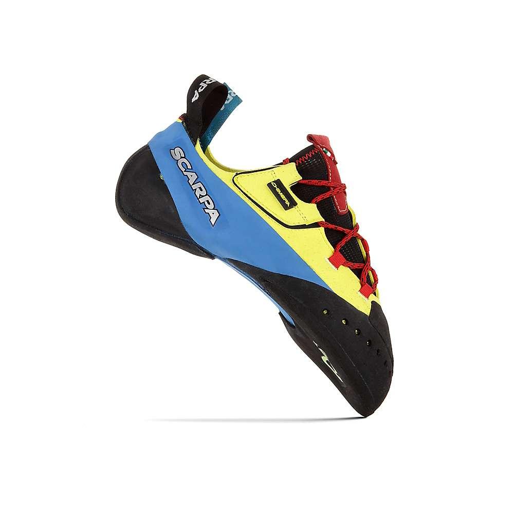 スカルパ メンズ クライミング シューズ・靴【Scarpa Chimera Climbing Shoe】Yellow
