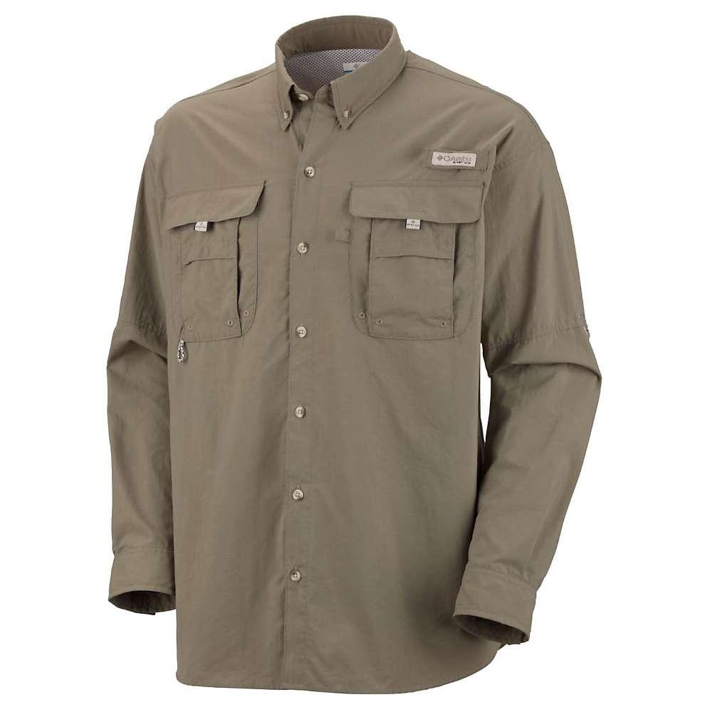 コロンビア メンズ ハイキング・登山 トップス【Columbia Bahama II LS Shirt】Sage