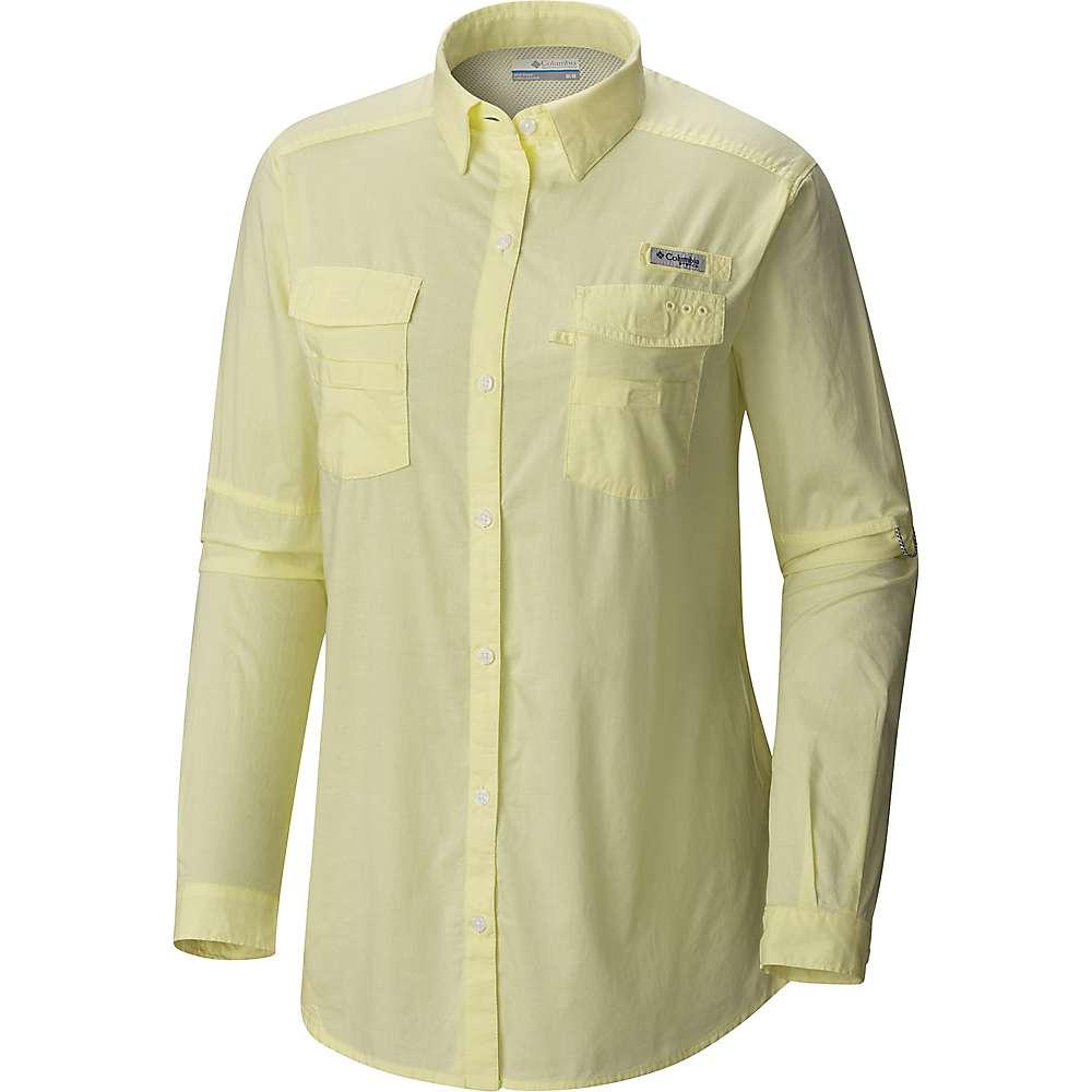 コロンビア レディース ハイキング・登山 トップス【Columbia Bonehead II LS Shirt】Endive