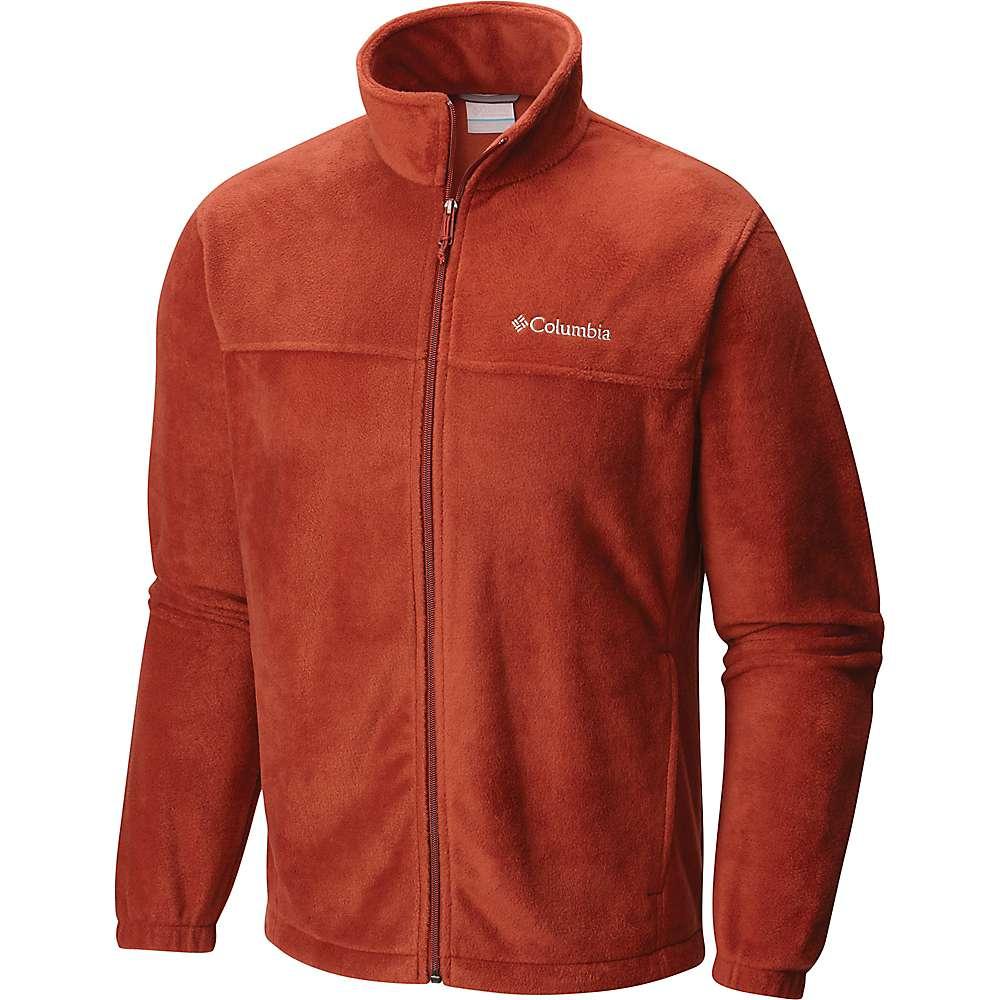 コロンビア メンズ ハイキング・登山 アウター【Columbia Steens Mountain Full Zip 2.0 Jacket】Rusty